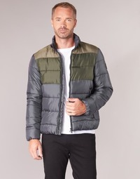 textil Herre Dynejakker Emporio Armani EA7 MOUNTAIN M MEDIUM TRITONAL JACKET Sort / Kaki