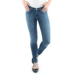 textil Dame Jeans - skinny Lee Scarlett Blue L526SVIX blue
