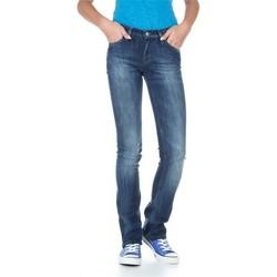 textil Dame Smalle jeans Lee Bonnie L302ALFR blue