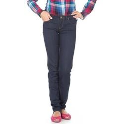 textil Dame Smalle jeans Lee Jeans  Lynn Straight  L333EYCU blue