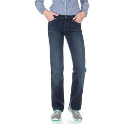 textil Dame Lige jeans Wrangler Sara W212QC818 navy