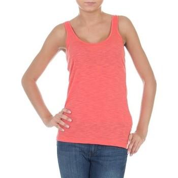 textil Dame Toppe / T-shirts uden ærmer Wrangler Essential Tanks W7244GRHJ pink