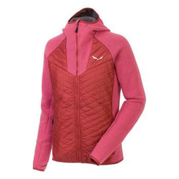 textil Dame Fleecetrøjer Salewa Bluza  Fanes PL/TW W Jacket 25984-6336 pink