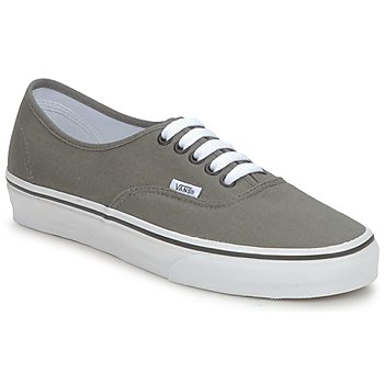 Sko Lave sneakers Vans AUTHENTIC Grå