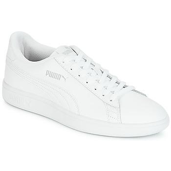Sko Herre Lave sneakers Puma PUMA SMASH V2 L Hvid
