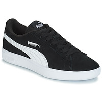 Sko Børn Lave sneakers Puma SD V2 JR BOY182 Sort