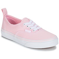 Sko Pige Lave sneakers Vans UY AUTHENTIC Pink