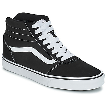 Sko Børn Lave sneakers Vans V MN WARD H Sort