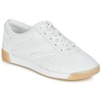 Sko Dame Lave sneakers MICHAEL Michael Kors ADDIE LACE UP Hvid