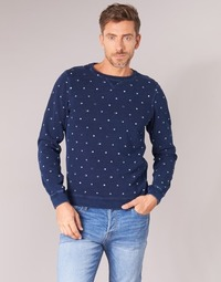 textil Herre Sweatshirts Scotch & Soda GRENAKS Marineblå
