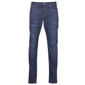 textil Herre Lige jeans Scotch & Soda RALSTON Blå / Mørk