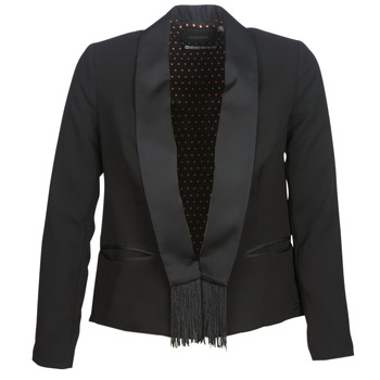 textil Dame Jakker / Blazere Maison Scotch BOUKOUM Sort