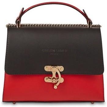 Tasker Dame Håndtasker m. kort hank Christian Laurier ORA rouge noir