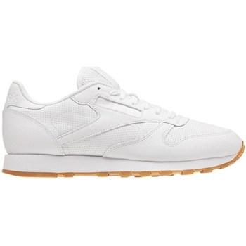 Sko Herre Lave sneakers Reebok Sport Classic Leather PG Hvid