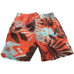 textil Herre Shorts Zagano Spodenki kąpielowe  2216-208 red