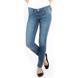 textil Dame Jeans - skinny Lee Spodnie Damskie  357SVIX Lynn  Skinny blue