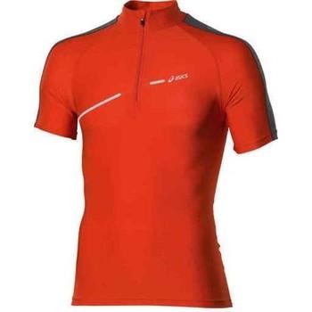 T-shirts m. korte ærmer Asics  1/2 ZIP TOP FW12 421016-0540