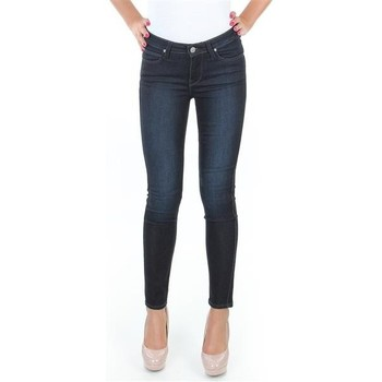 textil Dame Jeans - skinny Lee Spodnie  Scarlett L526SWWO blue