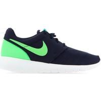 Sko Lave sneakers Nike Roshe One GS 599728-413 black