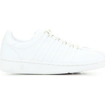 Sko Dame Tennissko K-Swiss Classic VN 50TH 93944-955 white