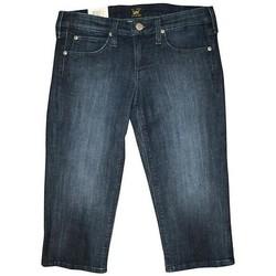 textil Dame Shorts Lee Capri L352EWNS navy
