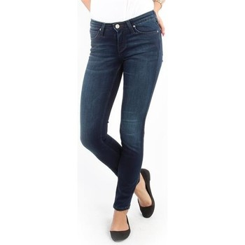 textil Dame Jeans - skinny Lee Scarlett Skinny Pitch Royal L526WQSO navy