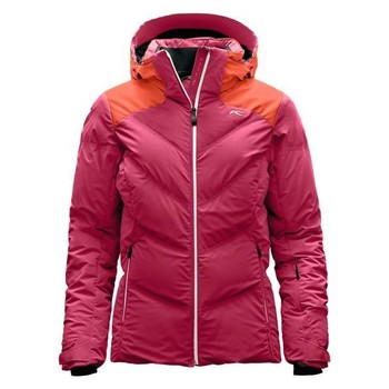 textil Dame Dynejakker Kjus Kurtka  Ladies Snow Down LS15-709 30518 pink