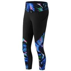 textil Dame Træningsbukser New Balance WP61100LFP Multicolor
