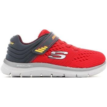 Sko Børn Lave sneakers Skechers Skech-Lite-Micro 95054N-RDCC red
