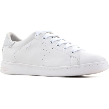 Sko Dame Lave sneakers Geox D Jaysen A - Nappa D621BA 00085 C1001 white