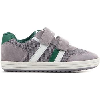 Sko Børn Sandaler Geox J Vita B J82A4B 01422 C0875 grey, green, white
