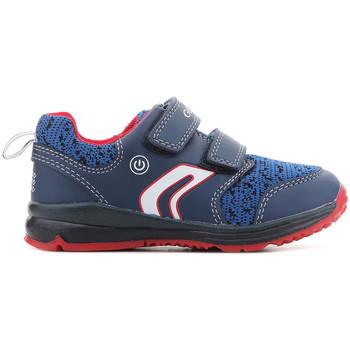 Sko Dreng Lave sneakers Geox B Todo B.C B8284C 011BC C0735 navy