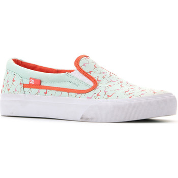 Sko Dame Slip-on DC Shoes DC Trase ADBS300135 MIB Multicolor