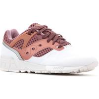 Sko Herre Lave sneakers Saucony Grid S70388-3 Multicolor