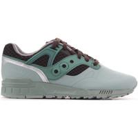 Sko Herre Lave sneakers Saucony Grid S70388-2 green