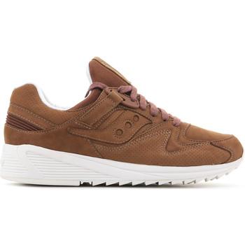 Sko Herre Lave sneakers Saucony Grid 8500 HT S70390-2 brown