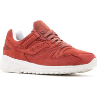 Sko Herre Lave sneakers Saucony Grid 8500 HT S70390-1 red