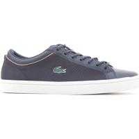 Sko Herre Lave sneakers Lacoste CAM 7-35CAM01016T3 navy