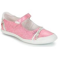 Sko Pige Ballerinaer GBB MARION Vte / Rosa-hvid / Dpf / Zara