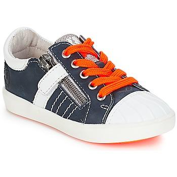 Sko Dreng Lave sneakers GBB MAXANCE Vte / Marine-hvid / Dpf / 2706