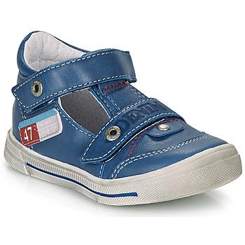 Sko Dreng Sandaler GBB PEPINO Blå