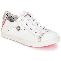 Sko Pige Lave sneakers Catimini PANDA Vte / Hvid / Dpf / Venus