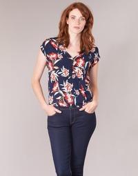 textil Dame Toppe / Bluser Casual Attitude RIZZIE Flerfarvet