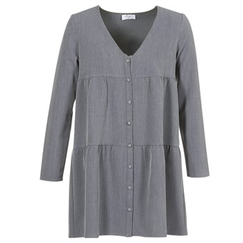 textil Dame Korte kjoler Betty London JOGURET Grå