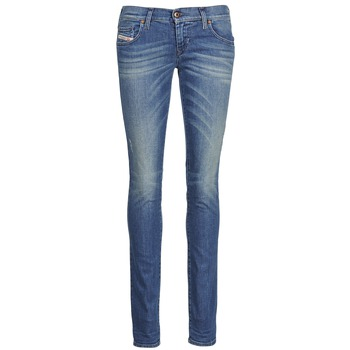 textil Dame Smalle jeans Diesel GRUPEE Blå