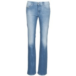 textil Dame Bootcut jeans Diesel BOOTZE Blå
