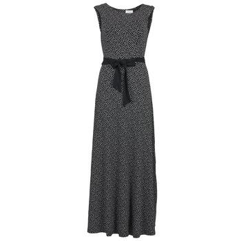 textil Dame Lange kjoler Alba Moda HEIDA Sort
