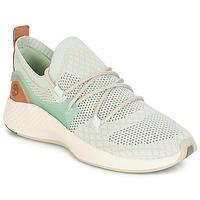 Sko Dame Lave sneakers Timberland FlyRoam Go Knit Chukka Blå / Flower