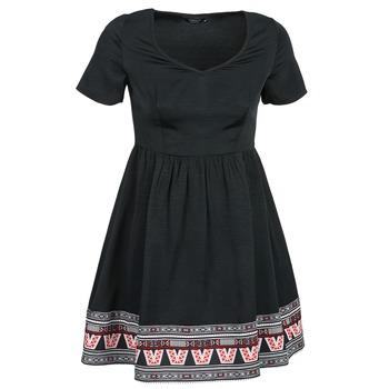 textil Dame Korte kjoler Eleven Paris NANA Sort
