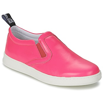 Sko Dame Slip-on Love Moschino JB15153G0KJG0604 Pink